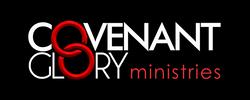 Covenant Glory - White-Red on Black