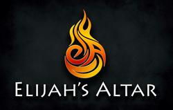 Elijahs Altar - Dark Background