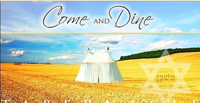 SUKKOT ~ COME AND TABERNACLE