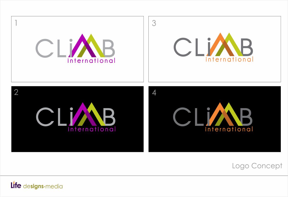 Climb Intl - Logo Concept