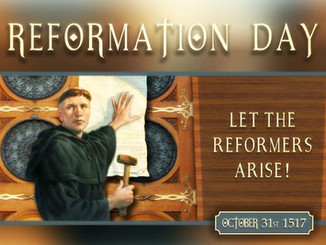 LET THE REFORMERS ARISE!