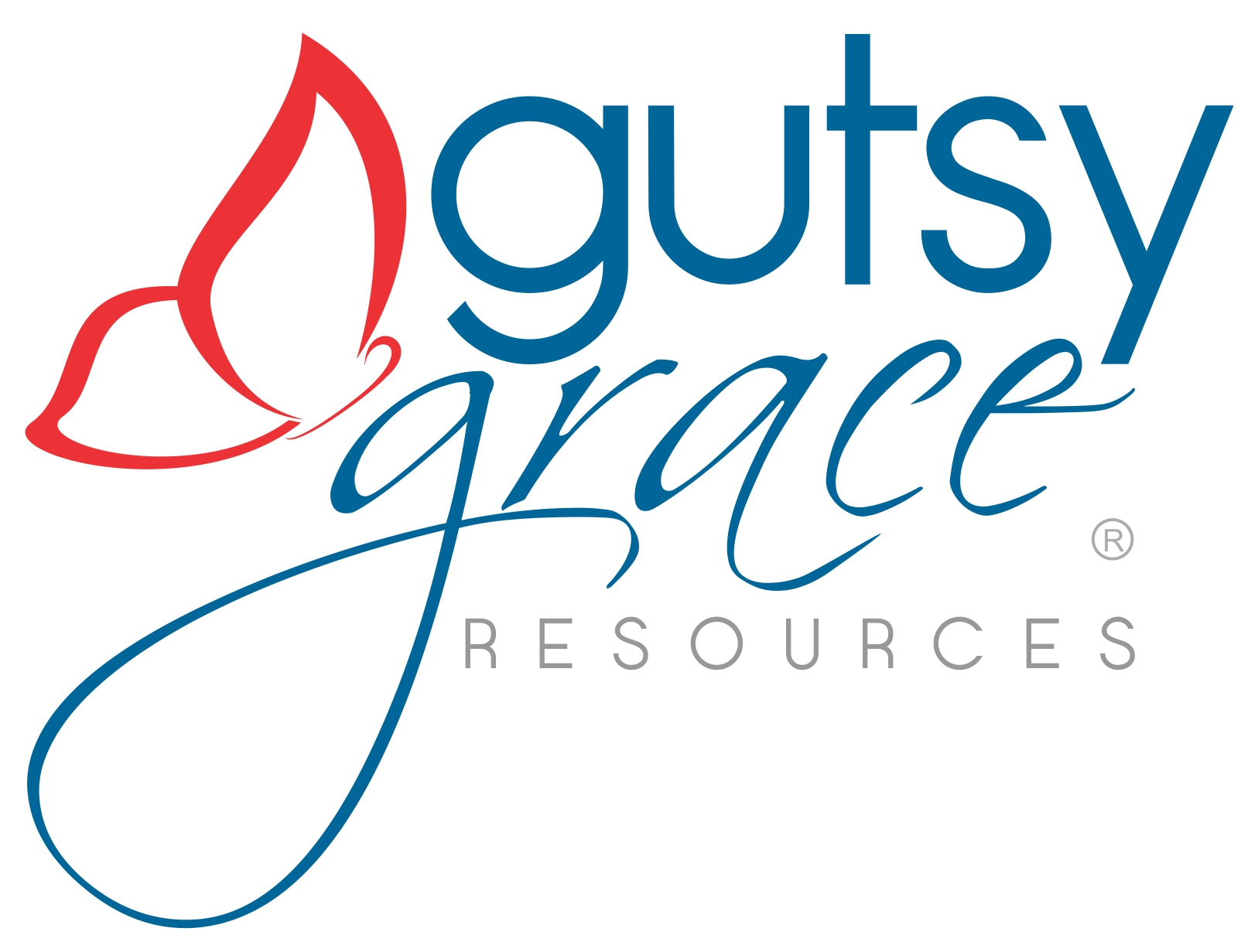 Gutsy Grace Resources - Primary Logo
