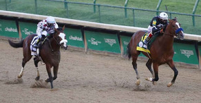 """""""AUTHENTIC"""" WINS THE KENTUCKY DERBY!"""
