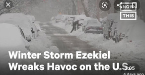 EZEKIEL STORM & WORD FOR THE EZEKIEL PROPHETS