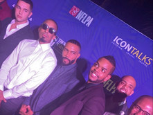 NFLPA Icon Awards Superbowl 2020