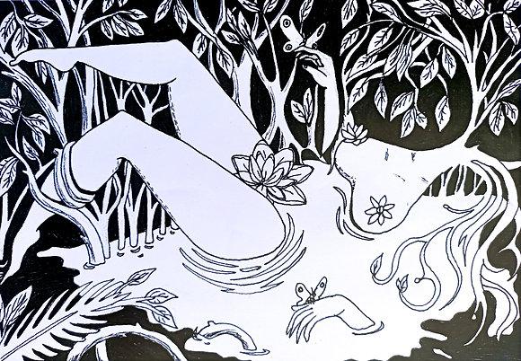 Swamp Lady