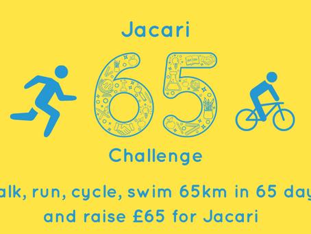 Jacari 65 Challenge