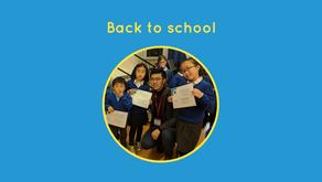 Help support children going back to school