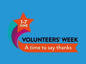 Celebrating our amazing volunteers