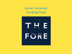 Jacari awarded funding from The Fore