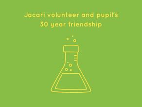 Jane and Sofia - 30 years of friendship