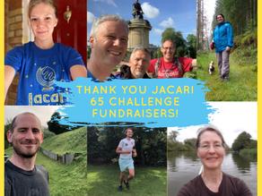 Over £3000 raised!