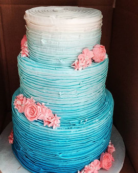 Loved making this buttercream beauty! Su