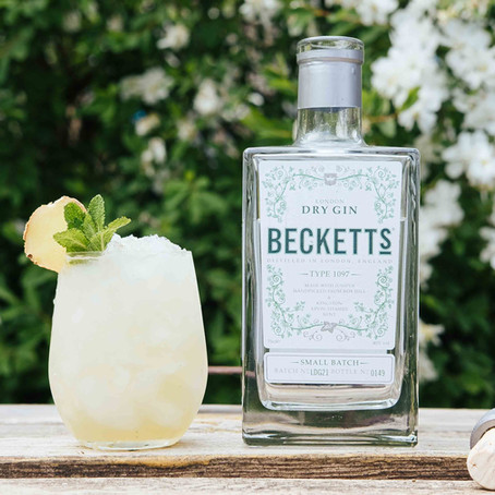 Clattern Mule & Becketts Gin Review