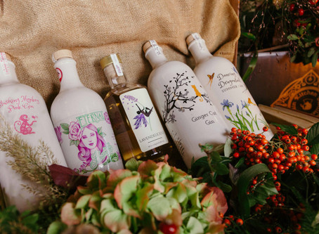Bottle of the Month - Ginger Cat Gin