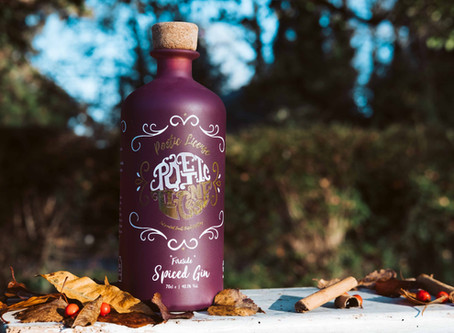 Bottle of the Month - Fireside Gin