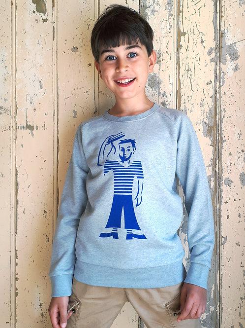Matrose Sweatshirt Kids