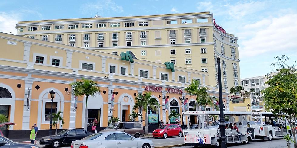 Old & New San Juan /w Shopping