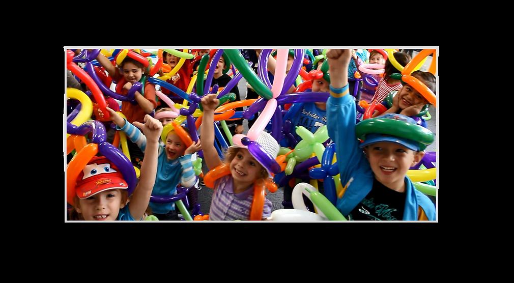 Balloon Fun in Tofino