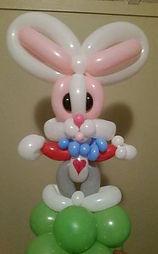 Tofino Balloon Bunny