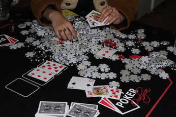 Poker fun for everyone!