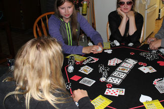 Tofino Poker Games