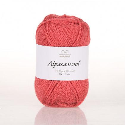 Alpaca Wool CORAL