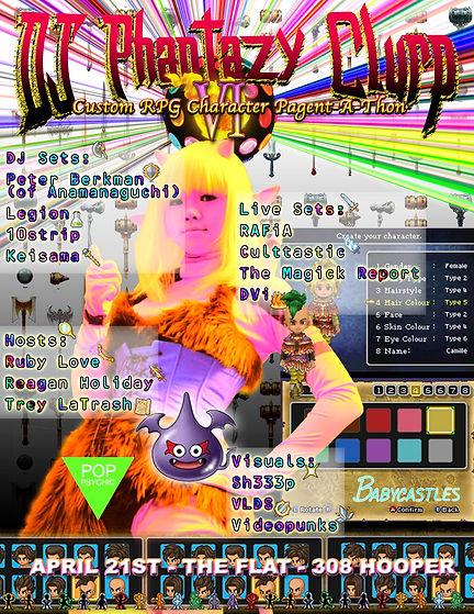 Culttastic at DJ Phantasy Club