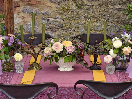 Table Costings and Inspiration