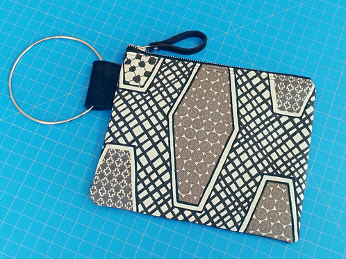 Graphic Party Purse