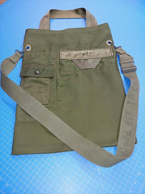 Military Unisex Crossbody Bag