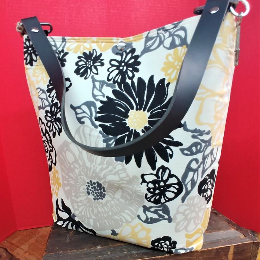 flowers shoulder bag 1