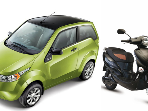 Do you know which state is ahead in adopting Electric Vehicles in India?