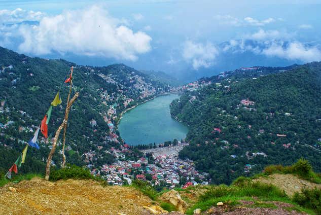Nainital Lake, Uttarakhand