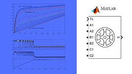 Modelling & Simulations of SRM Drive