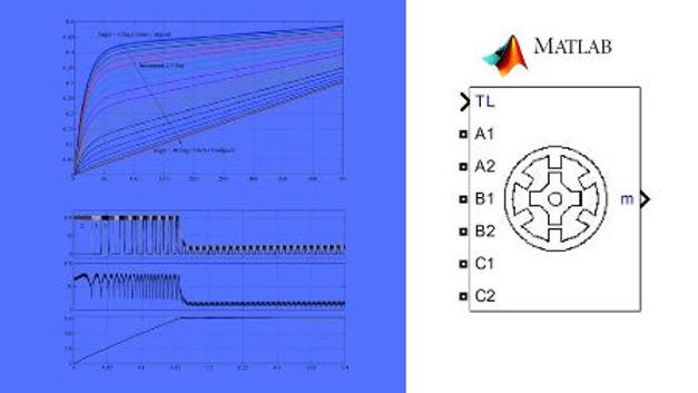 Modelling & Simulations of SRM Drive