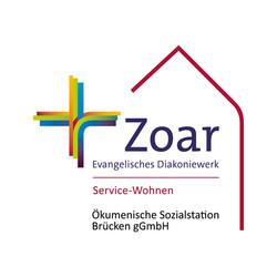 Logogestaltung (Zusammenführung Zoar, Service-Wohnen & Ökumenische Sozialstation)