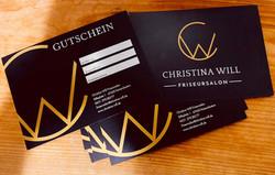 Gutscheine 4c + Goldfarbe