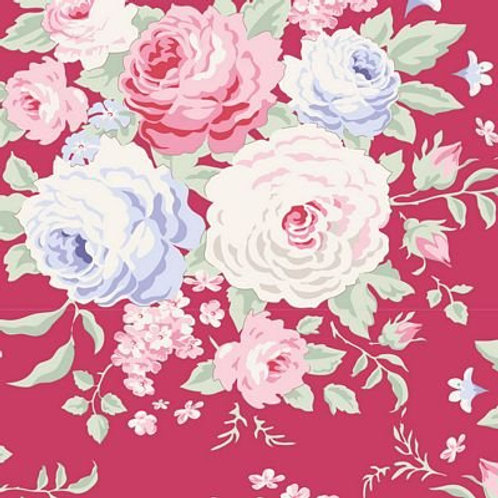 Old Rose Lydia Raspberry