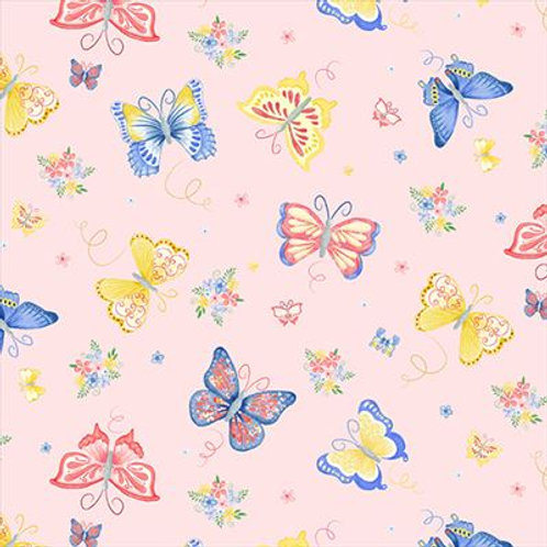 Bunnies & Blossoms 4