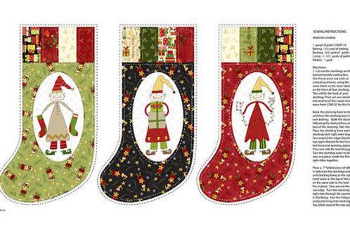 Christmas Elves (сапожок)