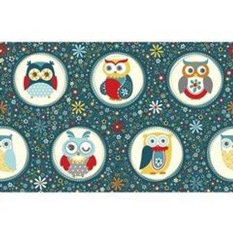Nested Owls  (панель)