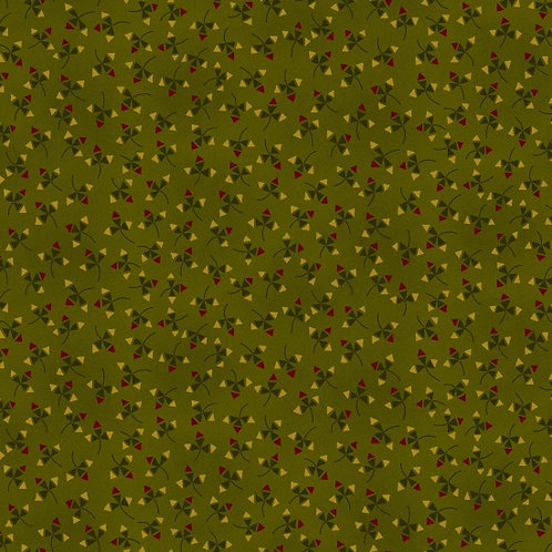 WINTER CHEER-фланель (6608 66)