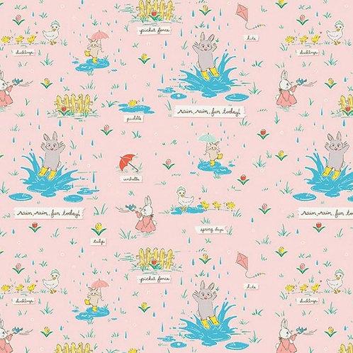 Bunnies Blossoms 4