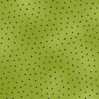 Точки (зеленый)