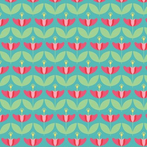 Deco State (Hawaii - Hibiscus)