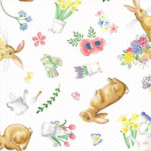 Bunnies & Blossoms 5