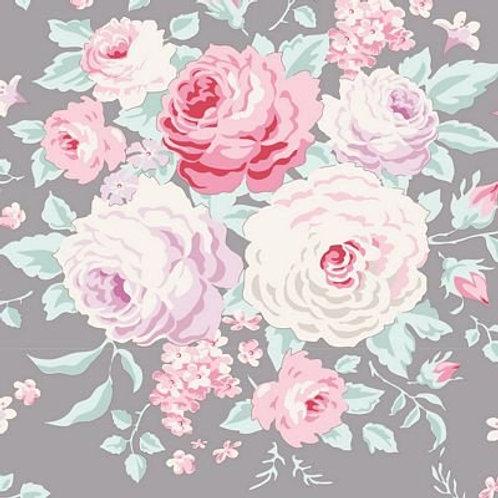 Old Rose Lydia Grey