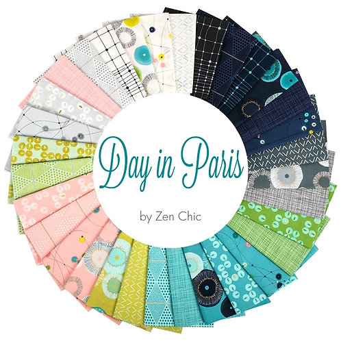 "Нарезка ""Day In Paris"" (пирог)"