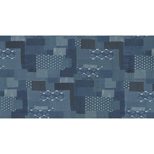 Boro  Bodoko Vintage Blue M33400 13